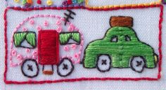 Wooohoooo...found some of my 39squares stitcheries pinned on other peoples boards...what a buzz!