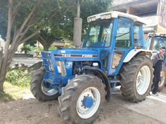 Tractor Ford 7610 TOLEDO SRL