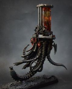 Dark Mechanicus Immersion tank Amniotic Tank: