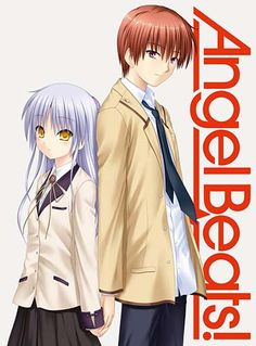 Angel Beats Otonashi and Kanade Angel Beats, Anime Angel, Anime Demon, Manga Anime, Anime Art, Top 10 Best Anime, Best Anime Couples, Instagram Cartoon, Loli Kawaii