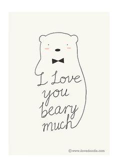 I Love You Beary Much | Flickr - Photo Sharing!