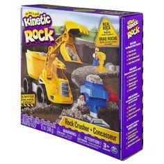 Spin Master Kinetic Sand Rock  Rozdrabniarka 6033177