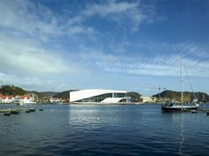 Architect: 3XN Location: Mandal, Norway Client: Halse Property, Norway Cost: 33,000,000 euros approx. Size: 4,500 sqm approx. Completion: December