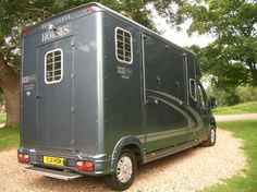 This 2011 #EquiTrek Sonic 5 #horsebox carries up to two horses | For sale on #HorseDeals