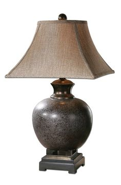 Uttermost 'Villaga' Ceramic Table Lamp available at #Nordstrom
