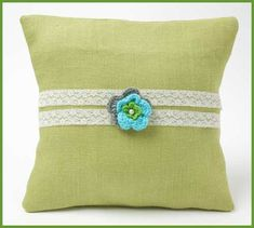 burlap pillow 500 5 Tips For Sewing With Burlap & An Easy Pillow Tutorial