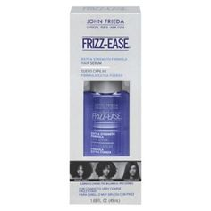 10 fool-proof products for fighting frizz