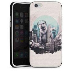 Silikon Case black / white Grafik Art, Apple Iphone, Youtuber, Black And White, Stuff To Buy, Blanco Y Negro, Black N White