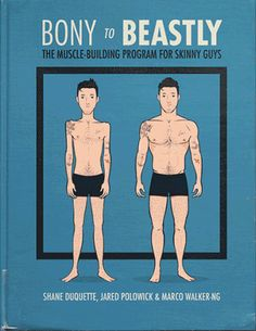 Bony to Beastly Full Mass Gainer Ectomorph Program Download