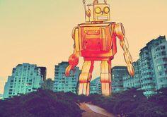 cidade robot