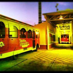 Estación del Tranvía de Maracaibo.