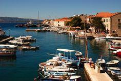 Brac, Bol harbour Croatia, Places To Visit, Nice, Beach, Travelling, Summer, Summer Time, The Beach, Beaches