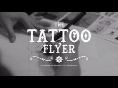 The Tattoo Flyer - TAT Spikes Asia : Short list หมวดดีไซน์ ไทยมีลุ้นจากงาน The Tattoo Flyer โดย Leo Burnett เป็น Flyer ของ ททท ในงานการท่องเที่ยวที่จัดในจีน แทนที่ ททท จากประเทศไทย ที่แทนที่จะแจก Flyer (เพราะแจกไปคนก็ทิ้ง) ก็แจกเป็น Tattoo เก๋ๆ วิถีไทย แปะก็สวย แถมยังสแกนเข้าไปดูเนื้อหาตามรูปแบบของ Tattoo ที่ได้อีกด้วย