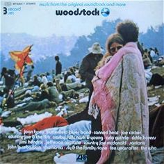 woodstock album cover
