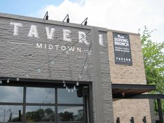 The Tavern, Midtown. Brunch - Sat & Sun - 10:30 am - 3 pm