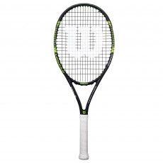 Wilson Monfils Tour 100 tennisracket black green #wilson #tennisracket