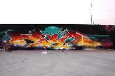 #graffiti #barcelona #wildstyle
