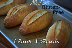 All About Gluten-Free Flour Blends