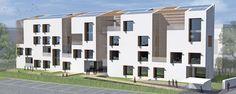2009 Residential - Social housing Itri, ITALY SOSTENIBILE MODULARE LEGGERO ADF group