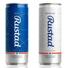 Rustad Spring Water | Lovely Package