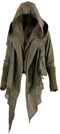 Nicholas K Khaki 0229 Harkin Jacket