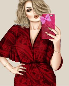 [New] The 10 Best Fashion Ideas Today (with Pictures) - Girly M, Stylish Girl Images, Stylish Girl Pic, Sarra Art, Pop Art Fashion, Fashion Ideas, Cute Love Cartoons, Cute Girl Drawing, Girly Drawings