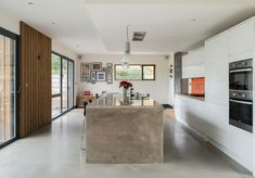 This exciting 5-bedroom house, located in the popular village of Ewshot, near Farnham, was recently refurbished and extended to an exceptional standard by the RIBA Chartered Architect Kate Stoddart. Taking an original 1960s house, Kate Stoddart has transformed the internal spaces and added significantly more space including what is perhaps the property's most spectacular room […]