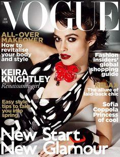 Vogue UK, January 2011
