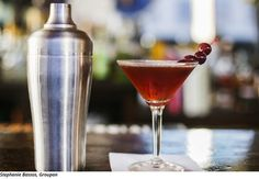 """""""Perfect"""" Manhattans at the Matchbox in River West. (Pro tip: don't have more than two.) http://www.groupon.com/local/chicago/articles/drink-of-the-week-two-manhattans-at-the-matchbox-in-river-west"""