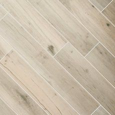 Birch Forest Gray Wood Plank Porcelain Tile - 6in. x 36in. - 100063999 | Floor and Decor