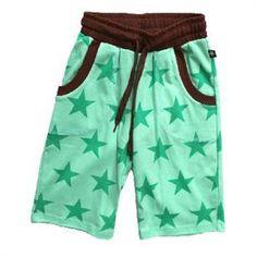 Freds world by Green Cotton - Shorts med stjerner.  www.raskerollinger.dk