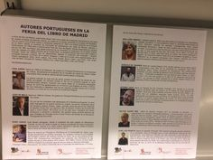 Finales del mes de mayo y principios de junio es noticia la Feria del Libro de Madrid. En este expositor os seleccionamos las obras de algunos autores portugueses contemporáneos. Peter Handke, Nuno, Madrid, Photo Wall, Finals, Writers, Authors, Photograph