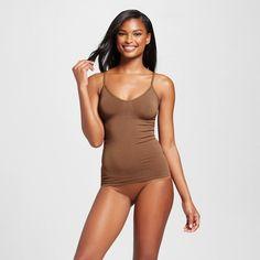 Women's Sleep Camisoles - Cocoa (Brown) Xxl