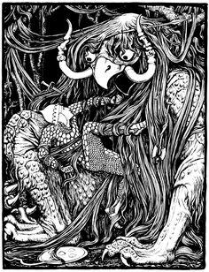 John D. Batten illustration