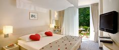 Croatia, Rabac, Hotel & Casa Valamar Sanfior**** http://relaxino.com/en/croatia-rabac-hotel-casa-valamar-sanfior