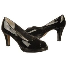 Ros Hommerson Pony Shoes (Black) - Women's Shoes - 6.5 W