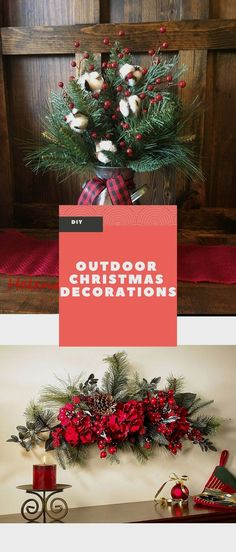 Best Outdoor Christmas Decoratıon Ideas 2020 #gardenchristmas