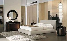 luxury bedrooms | Luxury Bedroom Designs from Italian Furniture Company Tomasella