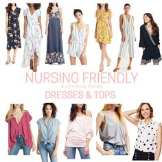1a9860d758c Motherhood blogger Lynzy   Co. puts together a nursing friendly dress   top  roundup for