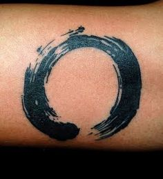 Zen Circle,symbolizes enlightenment,strength and imperfection.  we're getting this only with some pretty colorsssss!