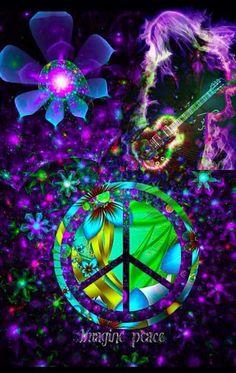 Hippie Peace, Happy Hippie, Hippie Love, Hippie Chick, Hippie Style, Hippie Things, Gypsy Style, Peace On Earth, World Peace