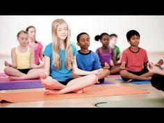 Geleide meditatie kindermeditatie om heerlijk te slapen - YouTube