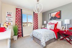 Camino Plan 1 - Bedroom 2 | Pardee Homes