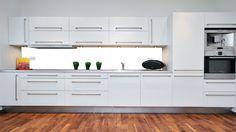 White modern kitchen cabinets image of glamorous white modern kitchen design ideas modern white kitchen cabinets . White Kitchen Cupboards, Kitchen Cabinets Pictures, Refacing Kitchen Cabinets, Kitchen Cabinet Styles, Modern Kitchen Cabinets, White Kitchens, White Cabinets, Cabinet Refacing, Kitchen White