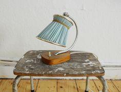 Vintage Tischlampen - Vintage Nachttischlämpchen, DDR, 1960er-Jahre - ein…