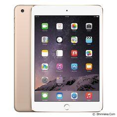APPLE iPad Mini 3 Retina Display Wifi 64GB - Gold - Tablet iOS