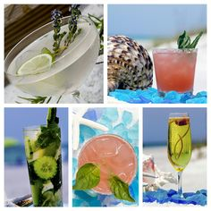 Which cocktail is calling your name!