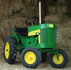 The Little Tractor Co. specializes in custom hand made half scale tractors. Yard Tractors, Small Tractors, Compact Tractors, John Deere Tractors, Antique Tractors, Vintage Tractors, Vintage Farm, Vintage Trucks, Garden Tractor Pulling