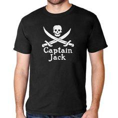 Captain Jack Dark T-Shirt