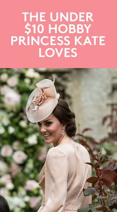 The Under $10 Hobby Princess Kate Loves | Hobbies can help you relax, and give you a sense of accomplishment. And celebrities, including Kate Middleton, can get just as much joy from hobbies as those less royal.